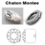 Swarovski Chaton Montee Sew On Crystals