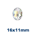 Swarovski 3210 Oval 16x10mm