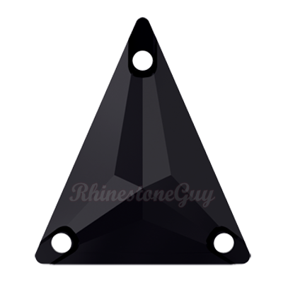 Swarovski Slim Triangle 3271 Jet