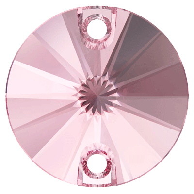 Swarovski 3200 Light Rose