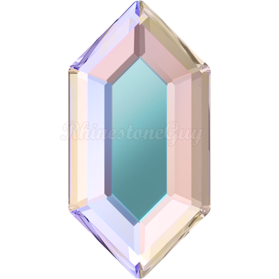Swarovski Elongated Hexagon