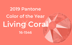 Pantone Living Coral Color of The Year