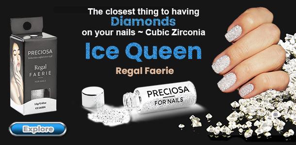 the New Preciosa Regal Faerie Ice Queen
