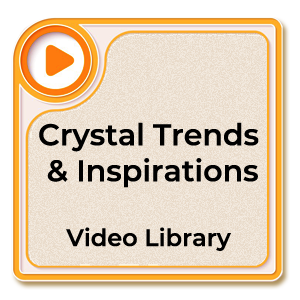 Crystals and Rhinestones Fashion Trends