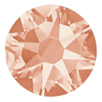 Swarovski Xirius 2078 Light Peach SS20 Hot Fix Rhinestones