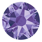 Swarovski Xirius 2078 Tanzanite SS20 Hot Fix Rhinestones