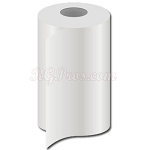 Silicone Transfer Paper (Tacky Tape) Roll